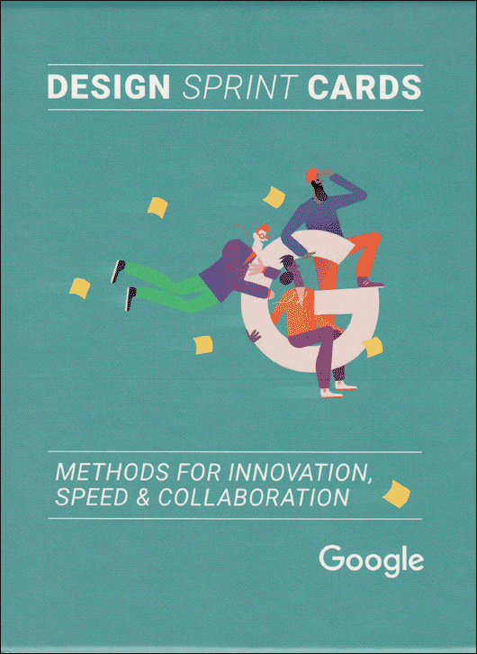 Google Workshop for Design Sprint Process